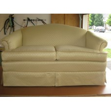 Contemporary Loveseat I