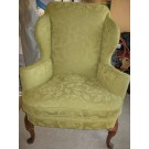 Vintage Wingback Chair IX