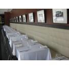 Restaurant bench